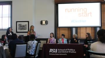 f45ce2ecb3d1e ASU students get a running start with Elect Her event