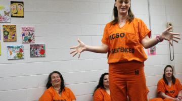 baab3509c50a3 Maricopa County inmates express themselves with art